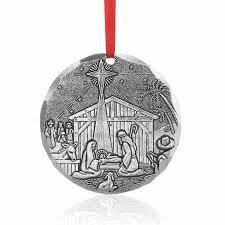 2014 annual ornament o holy night wendell august