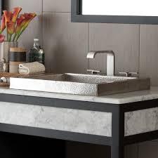 tatra copper bathroom sink cps246 native trails