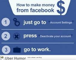 How To Create Facebook Memes - how to make money from facebook funny pictures quotes pics