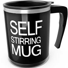 Useful Housewarming Gifts by Self Stirring Mug Coolhousewarminggifts Com