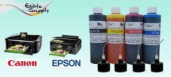 edible pictures edible ink edible ink refill cake image printer edible supply