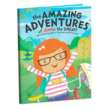 the amazing adventures personalized book personalized books