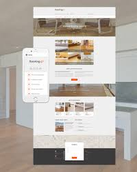 E Unlimited Home Design by Flooring Website Template