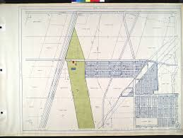 Los Angeles County Zoning Map by File Wpa Land Use Survey Map For The City Of Los Angeles Book 10