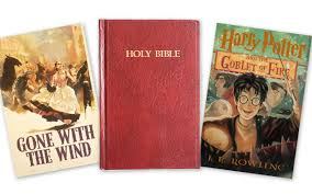 new poll reveals americans u0027 10 favorite books of all time