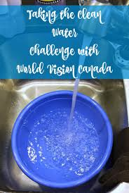 Water Challenge How To Do Take The Clean Water Challenge Water Challenge Cleaning And Water