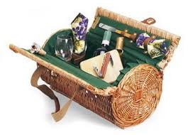 wine picnic baskets deluxe wine cheese picnic basket for two coyote gifts and