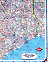 Map Of Dallas Fort Worth Old Highway Maps Of Texas