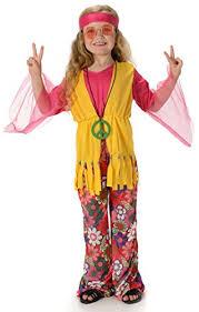 Hippie Halloween Costumes Adults Hippy Hippie Fancy Dress Costumes Simplyeighties