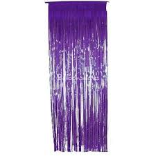 cheap 3 ft x 9 ft gold foil curtains for party decoration for