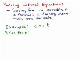 solving equations and inequalities lessons in algebra high