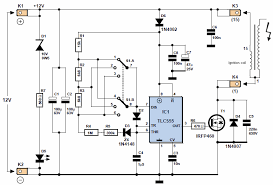 electric fence schematic circuit reverse engineering an electric