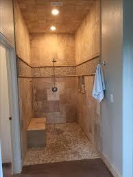 walk in bathroom shower ideas best 25 shower no doors ideas on open showers