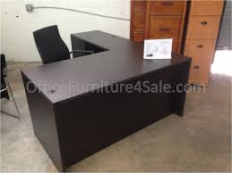 L Shaped Desk On Sale by Executive L Shaped Desk Shell 72