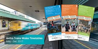 find train times u0026 download timetables arriva trains wales