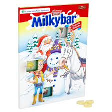 milkybar white chocolate advent calendar wise choice foods