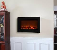 indoor electric fireplace interior design