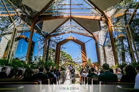 wayfarer chapel wedding wayfarers chapel wedding kevin alina
