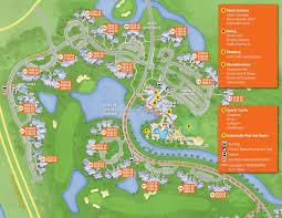 walt disney resort map april 2017 walt disney resort hotel maps photo 27 of 33