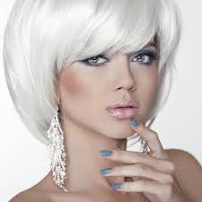 white hair over 65 bob hair style pictures lovetoknow