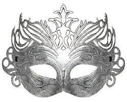 silver mask silver mask
