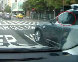 ran a red light camera ea o ka aina uber robot car misses red light