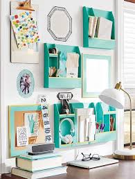 Desktop Decorations Best 25 Desk Wall Organization Ideas On Pinterest Desk