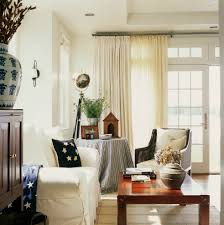Double Curtain Rod Interior Design by Double Curtain Ideas With Tan Bedroom Beach Style And Traditional