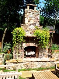 outdoor fireplace design gallery charlotte pavers u0026 stone