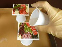 used ceramic pouring table how to make coasters warning read this before you make ceramic