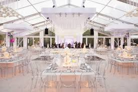wedding tent contemporary backyard white wedding clear tent in chicago