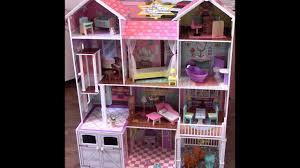 unboxing kidkraft majestic mansion dollhouse youtube