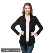 womens black cardigan sweater sandi pointe library of collections