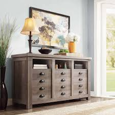 room and board zen media cabinet better homes and gardens granary modern farmhouse printers tv