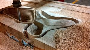 Woodworking Cnc Router Forum by This Is A Decorative Bowl Being Made On A Cnc Router Http Www