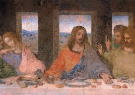 learn about the last supper by leonardo da vinci detail of christ with disciples from the last supper by leonardo da vinci