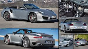 porsche turbo convertible porsche 911 turbo cabriolet 2014 pictures information u0026 specs