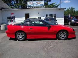 95 chevy camaro 1995 chevrolet camaro for sale carsforsale com