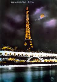 The Eiffel Tower by Eiffel Tower An Amazing Light Show Pariscityvision