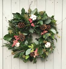 christmas wreaths available for delivery or collection in bristol