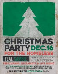 christmas party for homeless u2014 radiant church