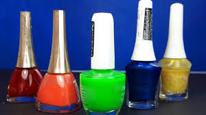 3 cool nail polish life hacks and creative ideas youtube