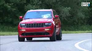 Jeep Grand Cherokee Srt Interior 2016 Jeep Grand Cherokee Srt8 Test Drive Interior Exterior