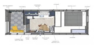 loft homes floor plans clever design tiny house plans no loft 15 home act with most
