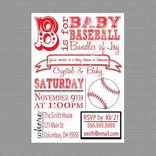 design baseball 1st birthday invitations baseball birthday