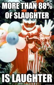 Insane Clown Posse Memes - this insane clown didnt need a posse john wayne gacy quickmeme