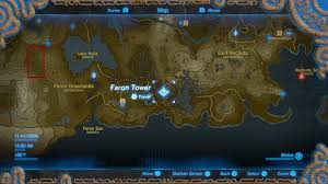 breath of the wild guide special mounts and where to find them
