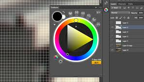 photoshop add a color wheel panel photoshop family customer