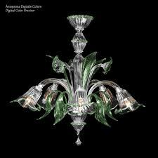 Murano Chandeliers Afrodite Murano Glass Chandelier Made In Venice