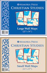 Wall Maps Ancient Civilization Wall Maps Memoria Press